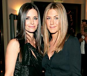 "Jennifer Aniston Praises Friend Courteney Cox: ""She's Been There for Me Through Thick and Thin"""