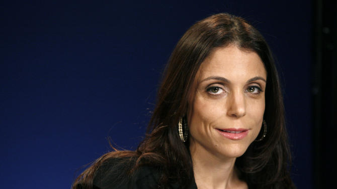 FIle - In this March 17, 2011 file photo, reality TV personality Bethenny Frankel poses for a portrait in New York. Frankel released a statement Sunday, Dec. 23, 2012, announcing her and husband Jason Hoppy are separating. She and Hoppy married in 2010 and have a daughter, Bryn, who was born that same year. (AP Photo/Jeff Christensen, file)