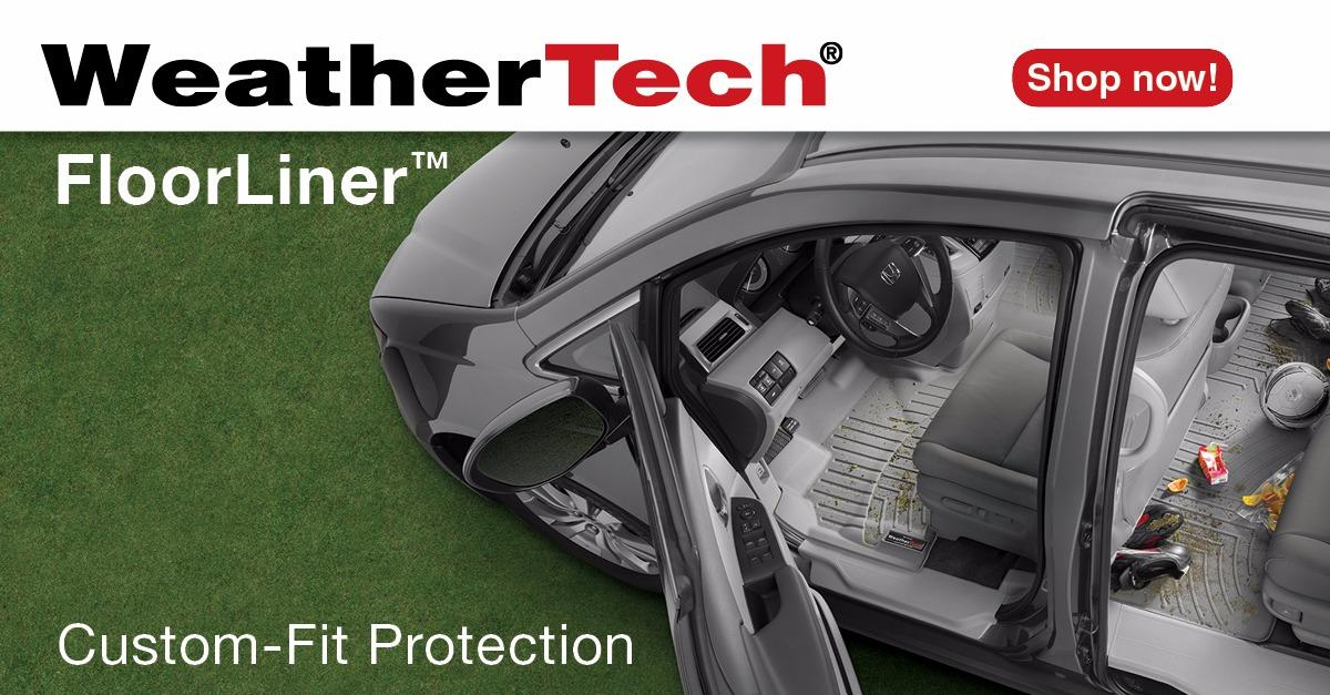 WeatherTech® Products