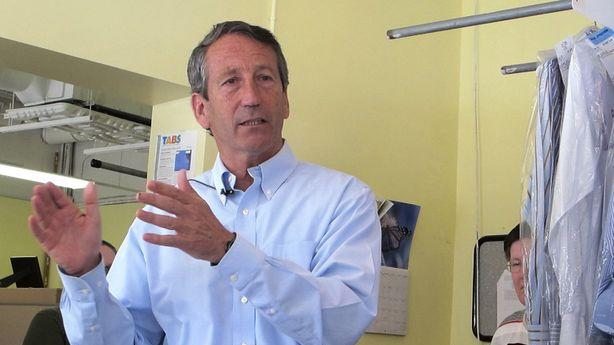 Mark Sanford Broke the Law to Watch the Super Bowl with His Son