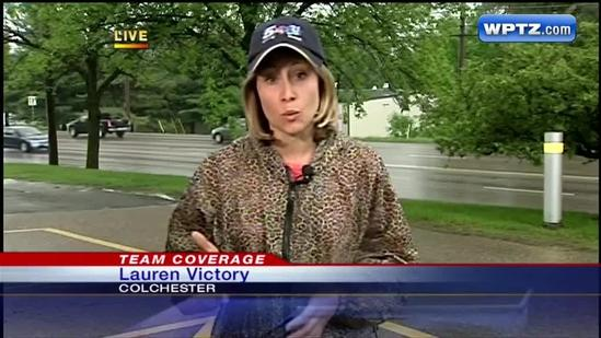 VIDEO: Severe storm floods, damages Chittenden County