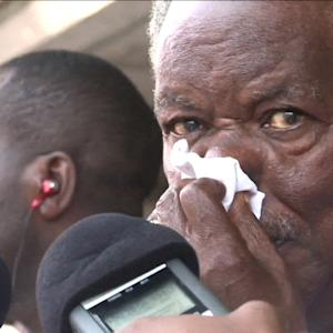 THE PRESIDENT OF ZAMBIA HAS DIED