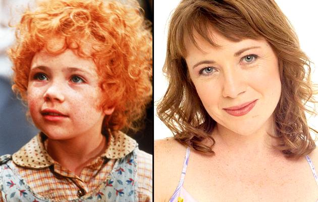 Aileen Quinn, Annie, movie