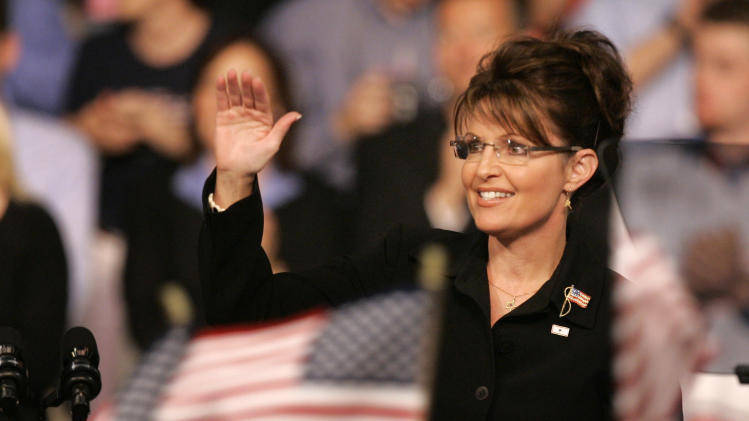 The Internet Gives Paul Ryan the Sarah Palin Treatment