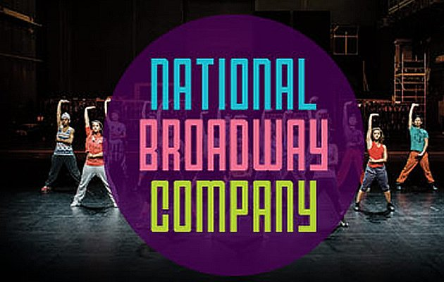National Broadway Company - an all-star lineup Talentime competition (Photo courtesy of the Esplanade)