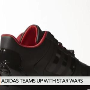 Adidas Teams Up With Star Wars