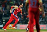 Former New Zealand captain Daniel Vettori, pictured in october 2011, wants to return to the short form of the game at this year's ICC World T20 tournament in Sri Lanka, officials said on Wednesday