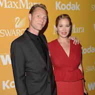 Martyn LeNoble and Christina Applegate