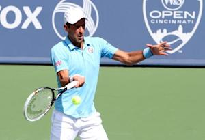 Tennis: Western and Southern Open-Djokovic vs Robredo