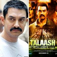 Aamir Khan Turns To Real Cops For &#39;Talaash&#39; Role Preparations