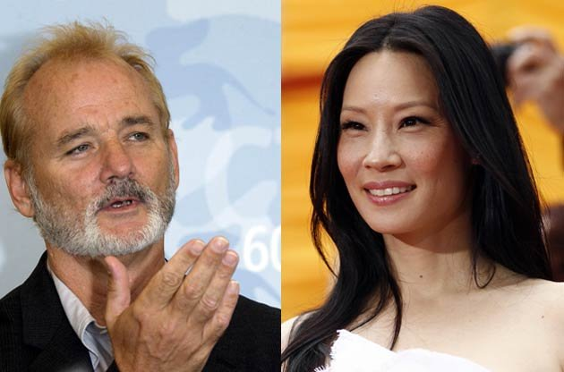 Bill Murray dan Lucy Liu