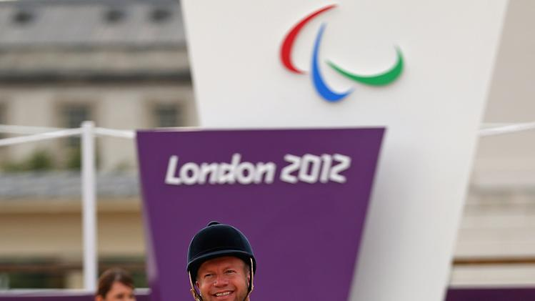 2012 London Paralympics - Day 3 - Equestrian