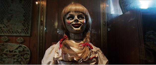 Creepy Movie Dolls - The Conjuring