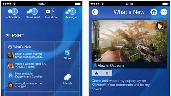Sony's iOS, Android PlayStation app is the perfect PS4 companion