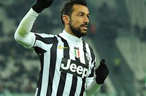 Lazio: Quagliarella said he'll be available in summer