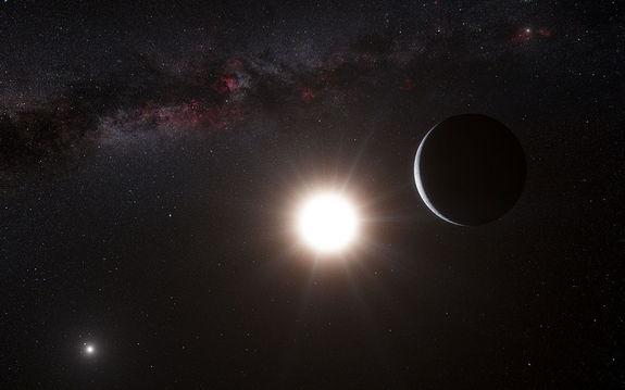 Nearest Alien Planet Gets New Name: 'Albertus Alauda'