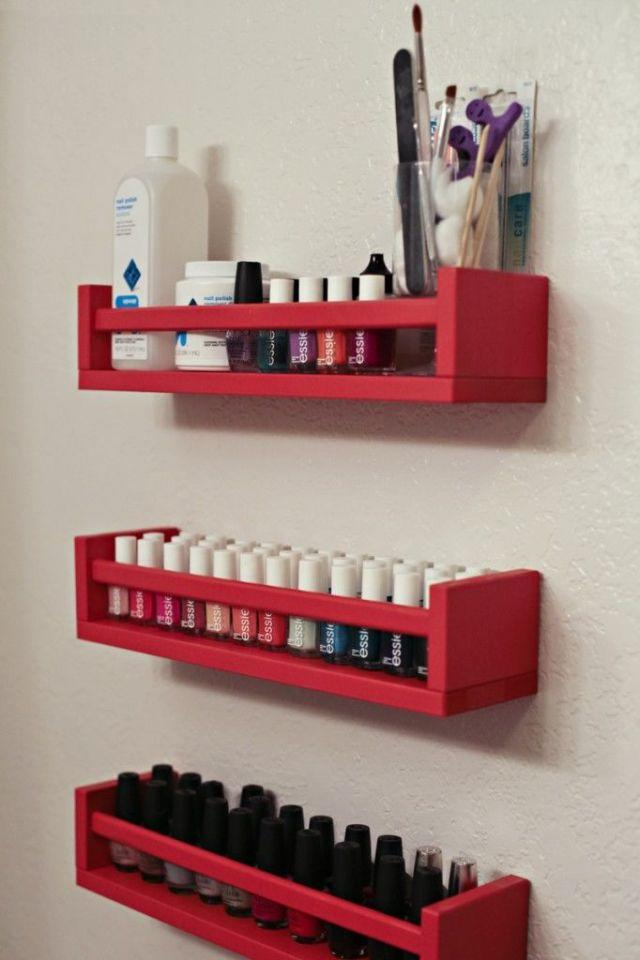 10 Creative Ways to Use IKEA's Spice Rack Outside of the Kitchen