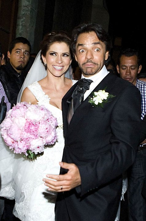 Se casan Derbez y Alessandra Rosaldo