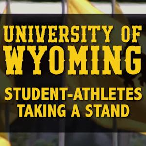 Wyoming Student-Athletes Take a Stand Against Sexual Violence