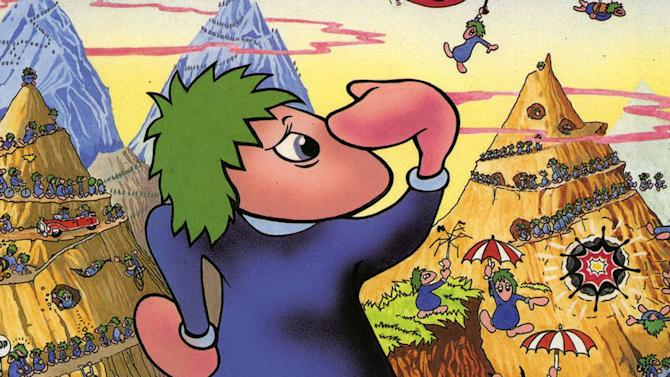 Lemmings came out 25 years ago today, watch a 6-hour playthrough
