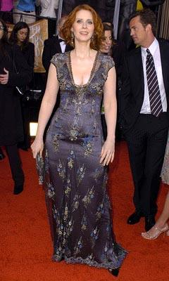 Cynthia Nixon Screen Actors Guild Awards 2/22/2004