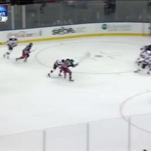 Cory Schneider Save on Lee Stempniak (13:26/2nd)