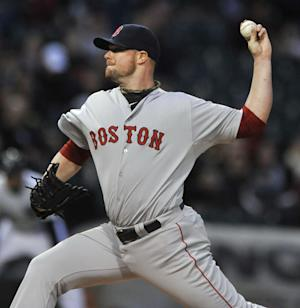 Lester leads Red Sox past White Sox 3-1