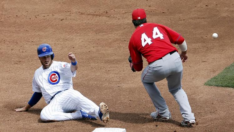 Olt and Kalish make Cubs' opening-day roster