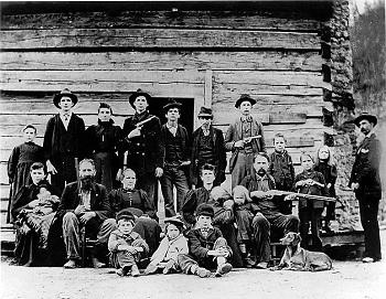 Hatfields & McCoys Reality Show in Development at History Channel