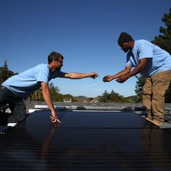 California Is Giving Poor Residents Solar Energy Using Polluting Companies' Dollars