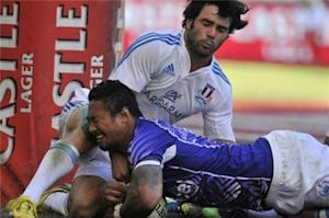 South Africa and Samoa clash in final