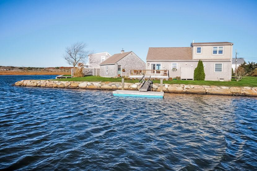 How Much for a 3BR With a Dock in South Yarmouth?