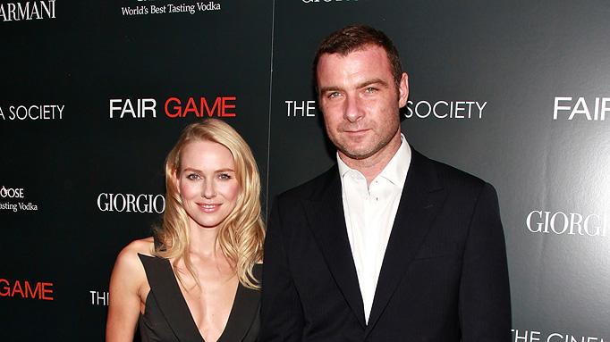 Fair Game NYC Screening 2010 Naomi Watts Liev Schreiber