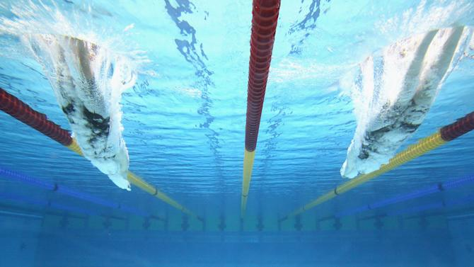 FINA/ARENA Swimming World Cup 2011 - Day 2