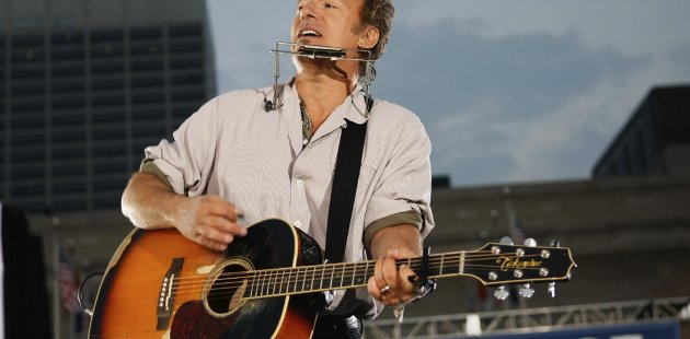 "Pourquoi Bruce ""The Boss"" Springsteen incarne l'Amérique ?"
