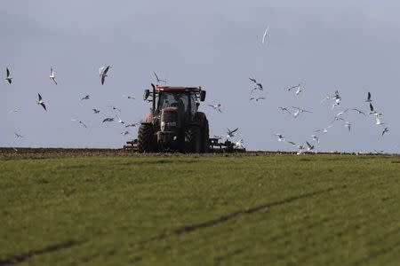 France delays pesticide reduction goal by 7 years