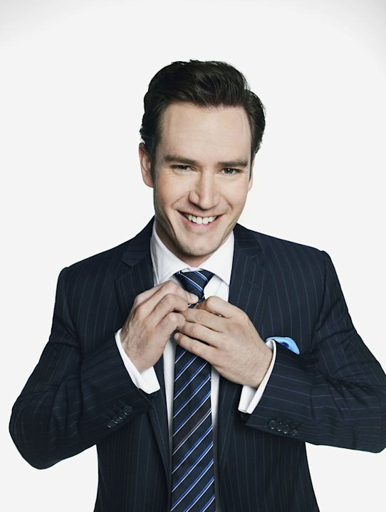 Mark-Paul Gosselaar stars as Peter Bash in &quot;Franklin &amp; Bash.&quot; 