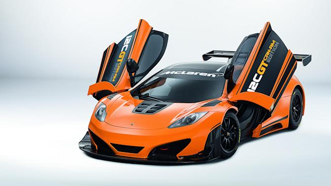 Production starts in March 2013 and will be built in Woking (McLaren)