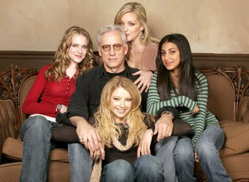 Evan Rachel Wood, James Woods, Jane Krakowski, Adi Schnall and Elizabeth Harnois Pretty Persuasion Portraits - 1/22/2005 Sundance Film Festival Elisabeth Harnois