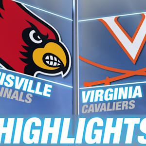Louisville vs Virginia | 2014-15 ACC Women's Basketball Highlights