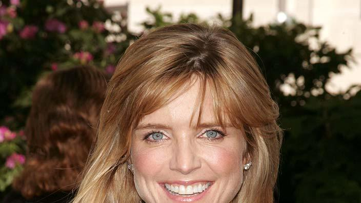 Courtney Thorne-Smith at the 2005/2006 ABC UpFront .