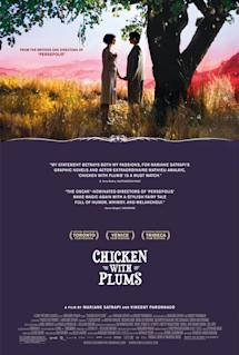 Poster of Chicken with Plums