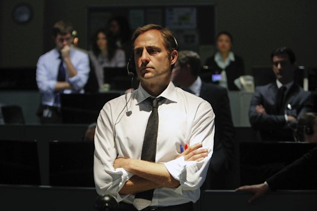 "This film image released by Columbia Pictures shows Mark Strong in a scene from ""Zero Dark Thirty,"" directed by Kathryn Bigelow. The National Board of Review has named ""Zero Dark Thirty"" the 2012 Best Film of the Year. (AP Photo/Sony - Columbia Pictures, Jonathan Olley)"
