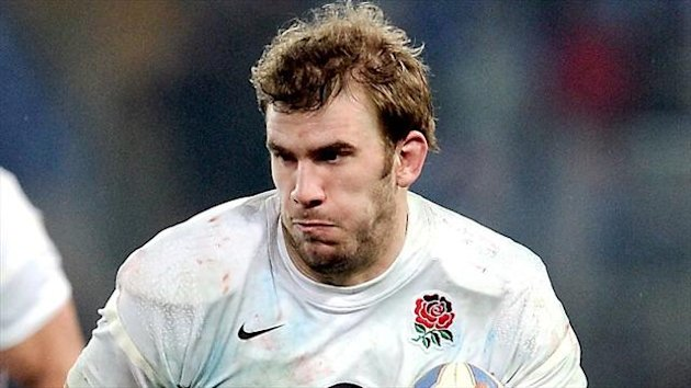 Tom Croft is one of six Leicester players in the Lions squad