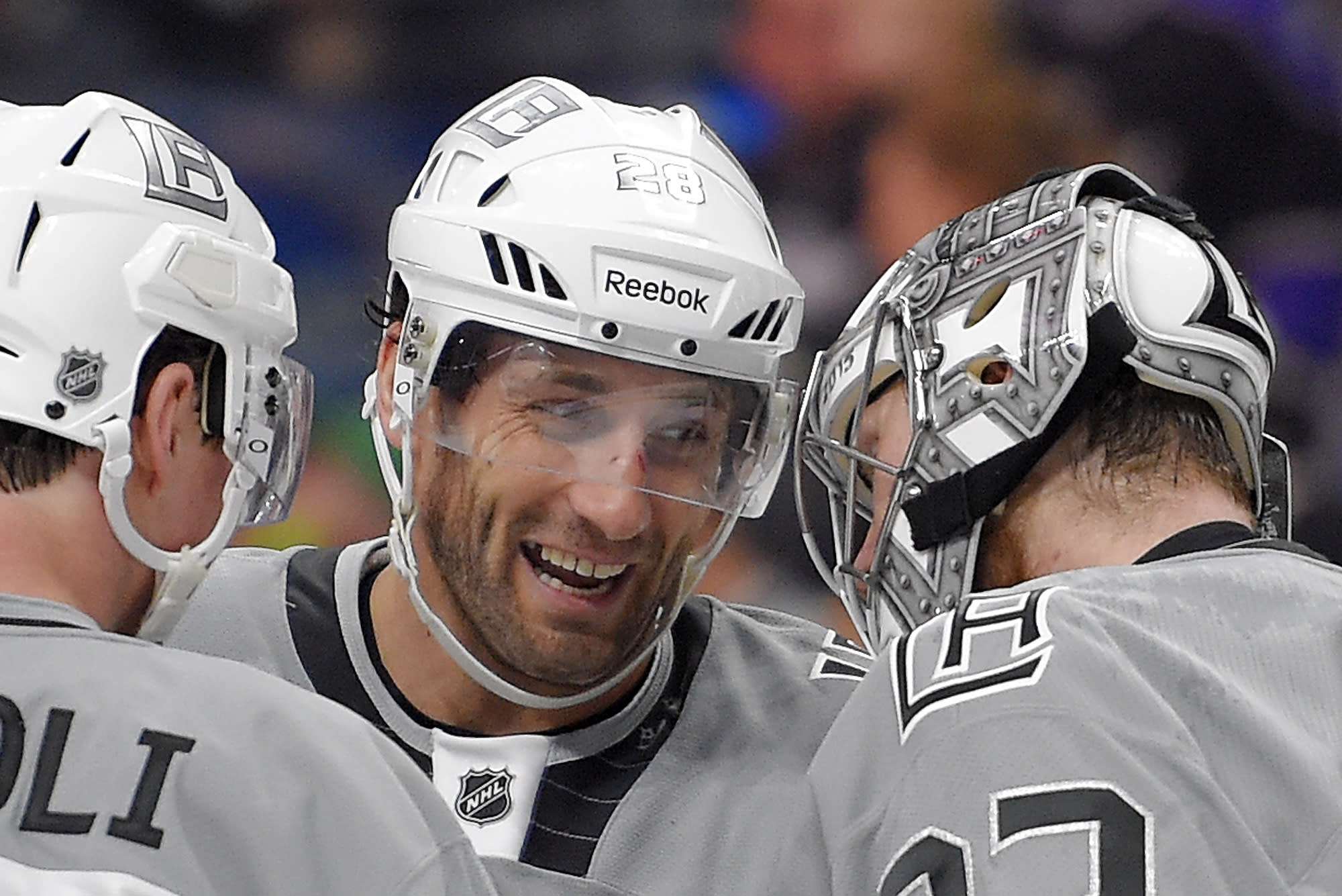 Police: LA Kings' Jarret Stoll had cocaine, Ecstasy in Vegas