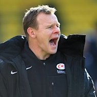 Mark McCall defended Saracens&#39; second-half substitutions