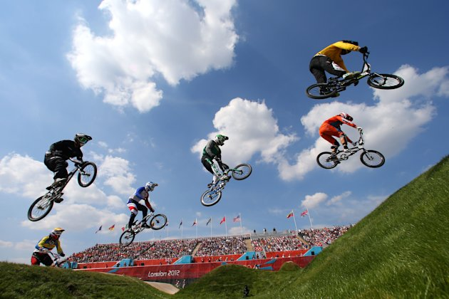 Olympics Day 13 - Cycling - BMX