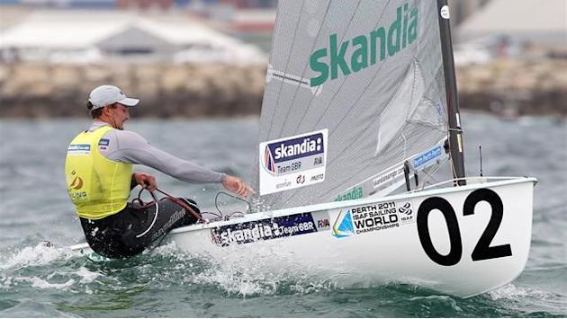 Sailing - Three golds for British sailors at ISAF World Cup