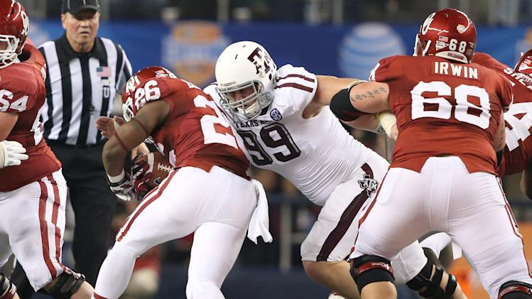 NCAA Football: Cotton Bowl-Texas A&M vs Oklahoma