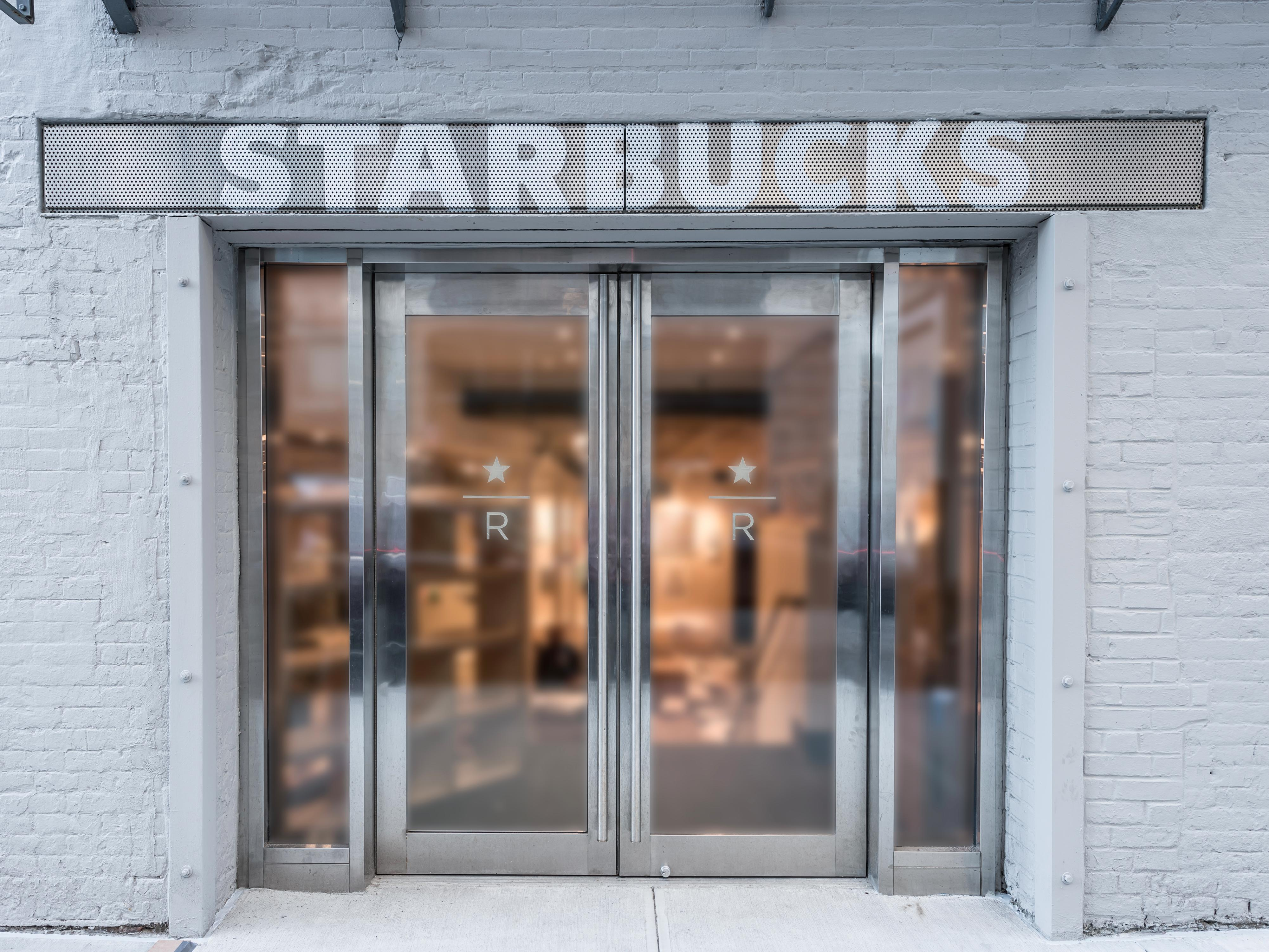 Starbucks is opening upscale cafes where plain black coffee costs $4